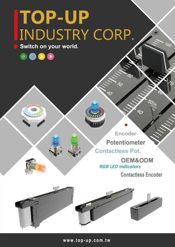 Potentiometer Catalogue 2020